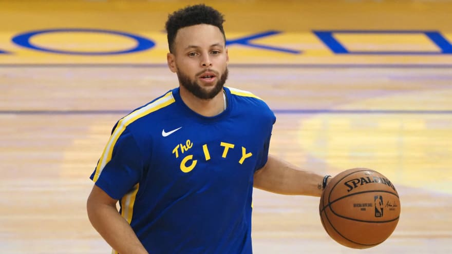 Steph Curry auctioning shoes to help Atlanta shooting victims