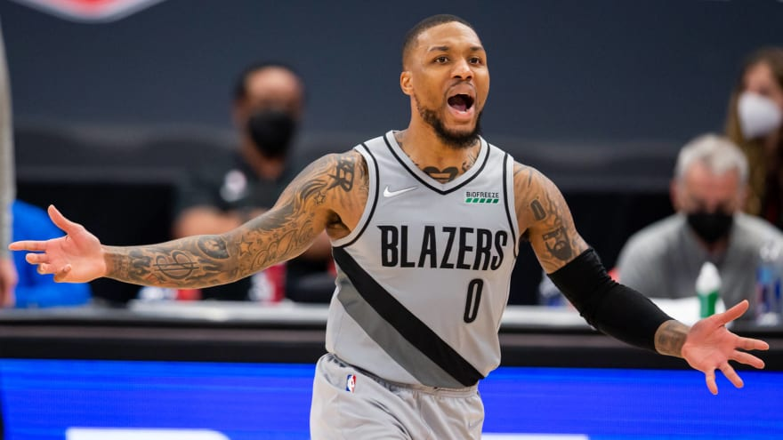 Damian Lillard isn't confident in Blazers' title chances