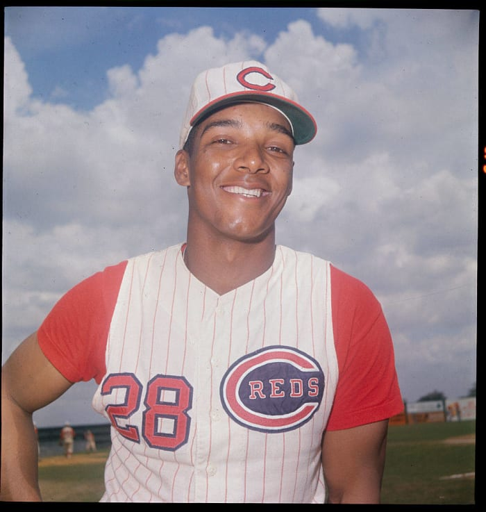 Cincinnati Reds: Vada Pinson (54.2)
