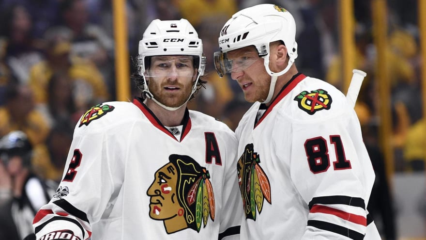 The 'Stanley Cup winning Blackhawks' quiz