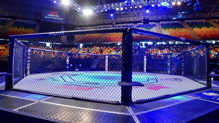 UFC 249, all future events postponed indefinitely