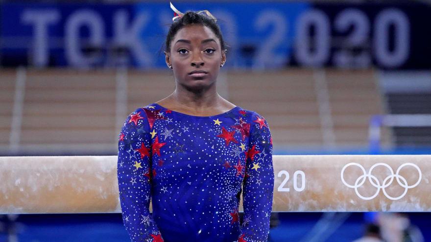 MyKayla Skinner thinks Simone Biles will compete in balance beam