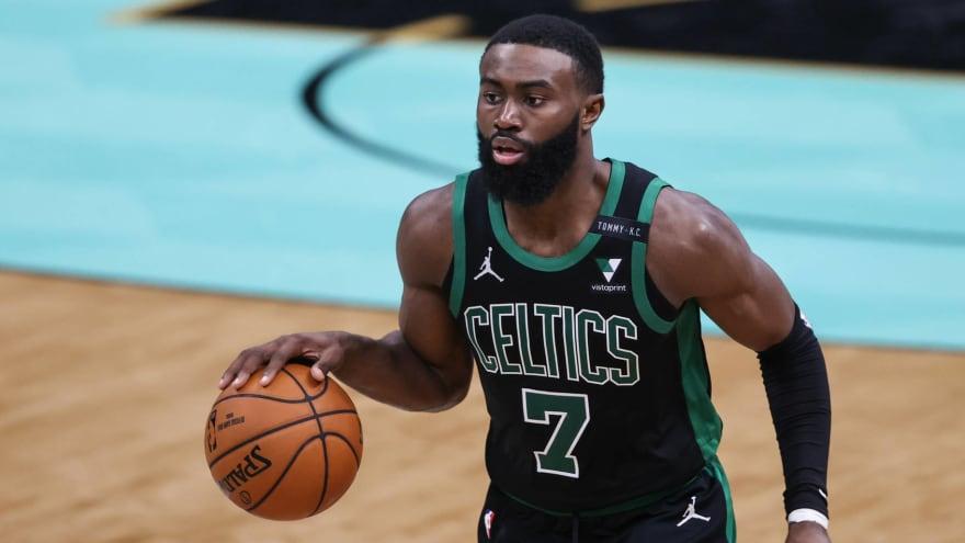Celtics' Jaylen Brown undergoes wrist surgery