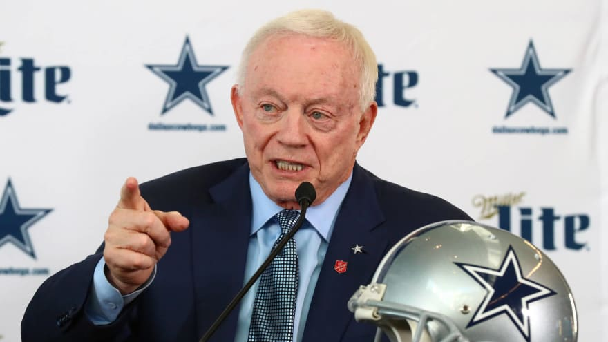 Jerry Jones 'very satisfied' with Cowboys' COVID-19 vaccination rate