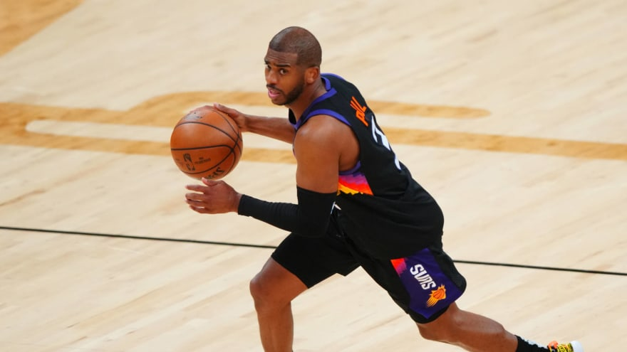 Suns reportedly hopeful Chris Paul will return early in WCF