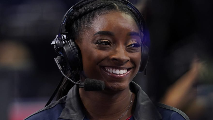 Simone Biles gets her own emoji ahead of Olympics