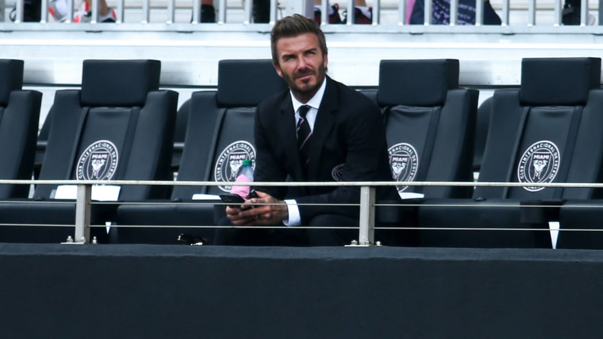 David Beckham increases ownership stake in Inter Miami