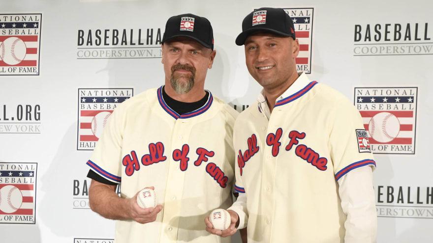 2020 Baseball Hall of Fame induction postponed until 2021