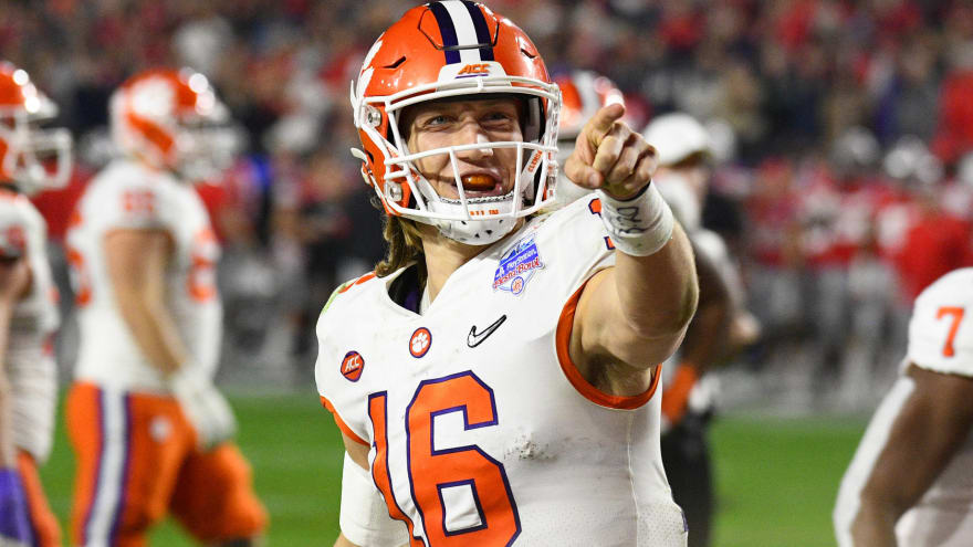 Preseason odds to win the 2020-21 college football national championship