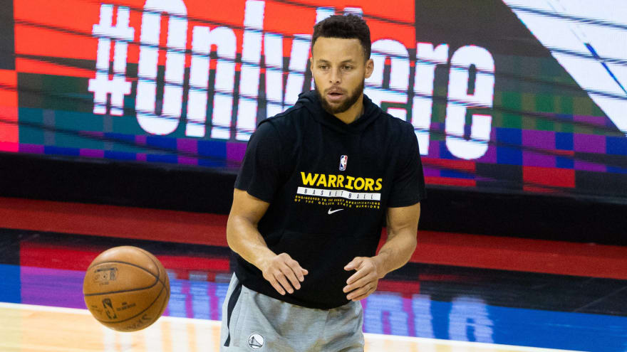 Steph Curry on 30-point streak ending: 'A special ride'