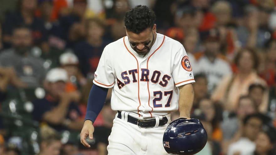 Astros star Jose Altuve denies wearing electronic buzzer