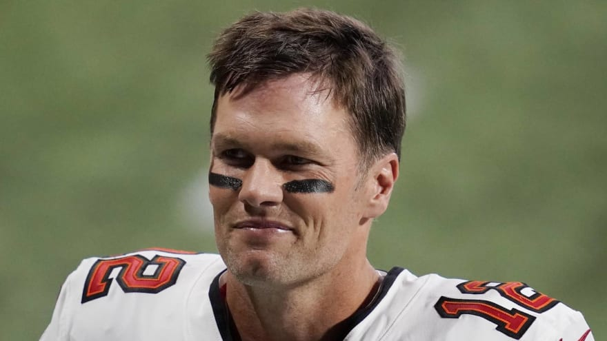 Brady: Joining Bucs after 20 years with Pats 'invigorating'