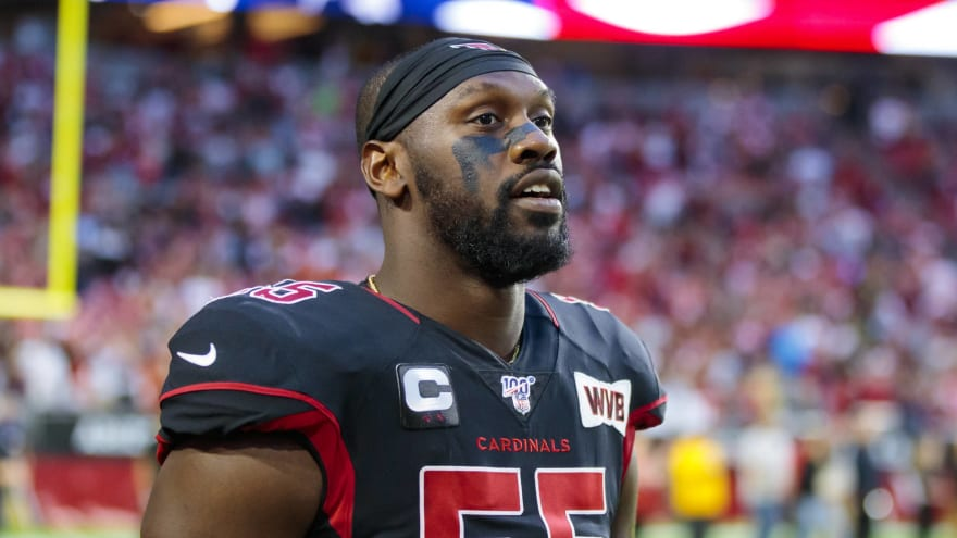 Cardinals star Chandler Jones completed his Syracuse degree ...