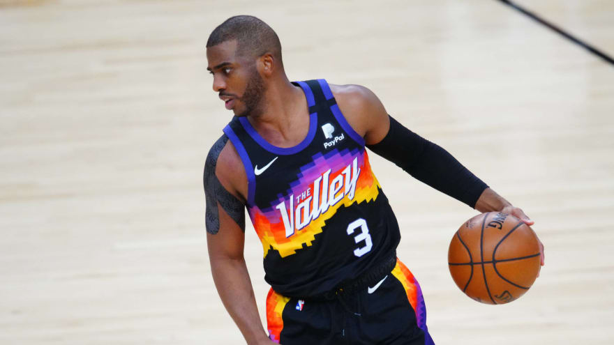 Suns' Chris Paul officially available for Game 3 vs. Clippers