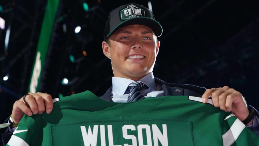 Jets' Zach Wilson doesn't expect to be handed starting job