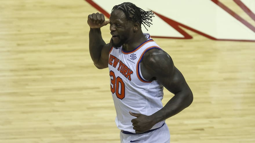 Knicks, Julius Randle agree to four-year extension