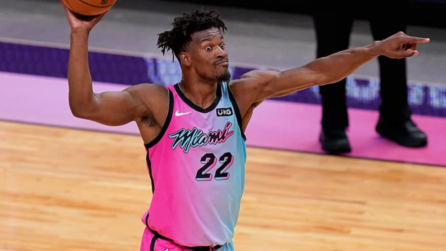 Jimmy Butler won't play for Team USA at Tokyo Olympics