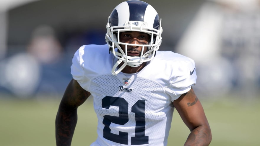 Rams trade five-time Pro Bowl CB Aqib Talib to Dolphins