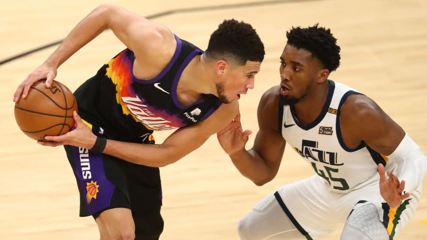 Jazz, Suns will get to decide what they are