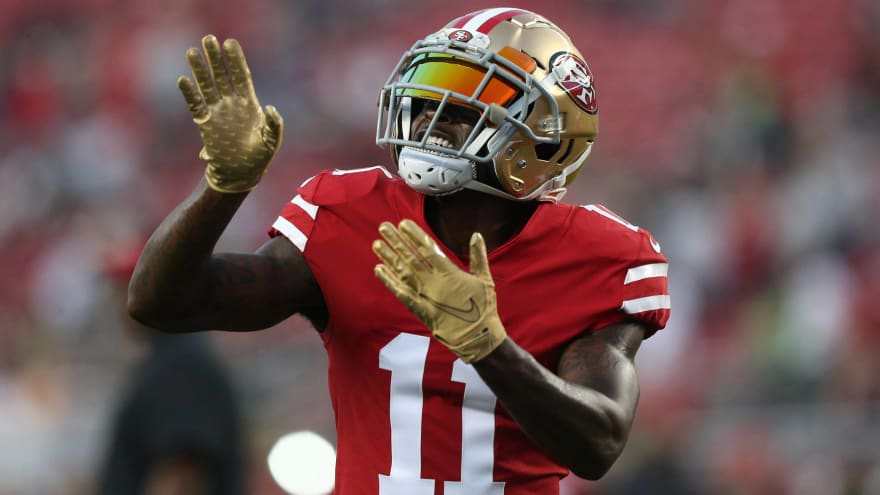 Seahawks had interest in Marquise Goodwin
