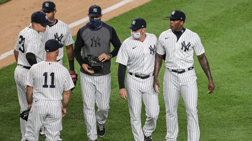 Aaron Boone responds to apparent threat from Kevin Cash