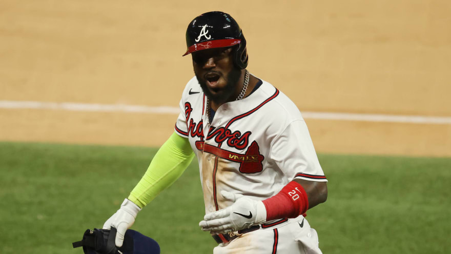 Braves GM: Team hopes to re-sign Marcell Ozuna