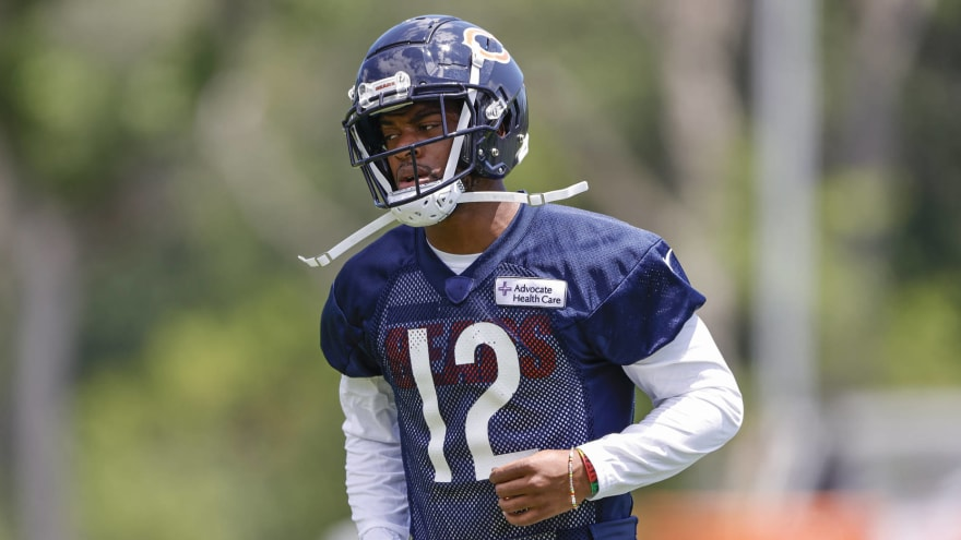 Robinson, Bears 'unlikely' to agree on extension before deadline