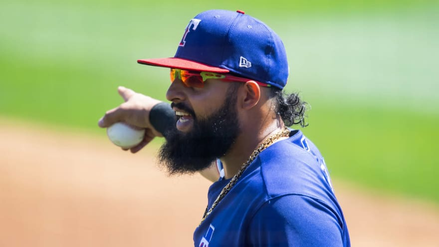 Rangers trade Rougned Odor to Yankees