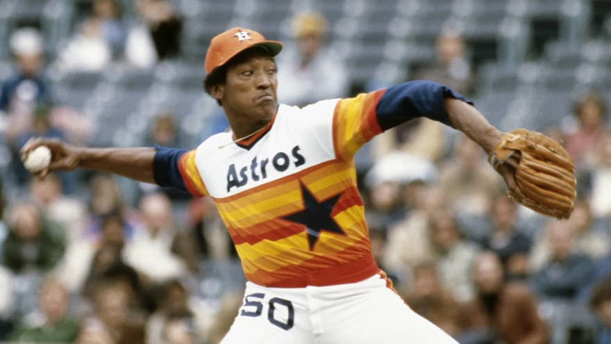Legendary Astros pitcher J.R. Richard passes away at 71