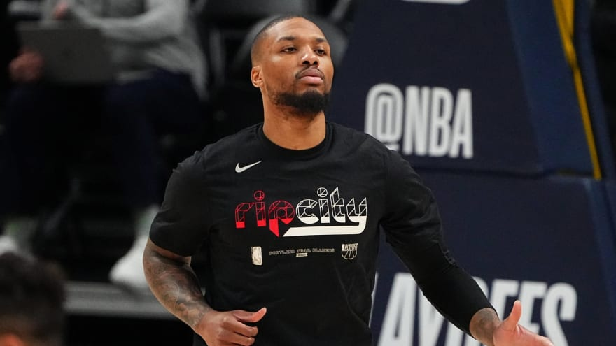 Damian Lillard opens up about his situation with Blazers