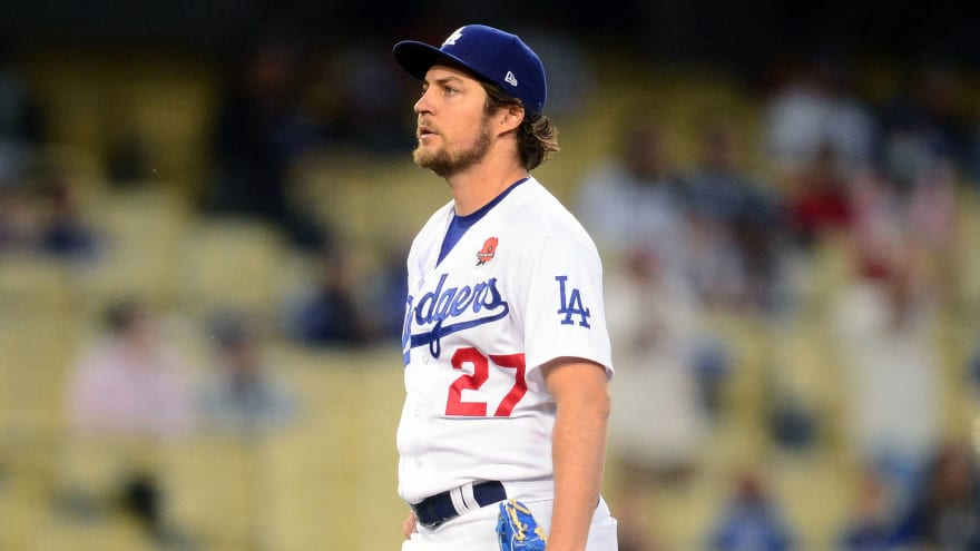 Dodgers cancel Bauer bobblehead night amid allegations