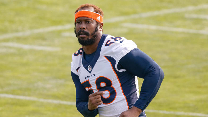 Packers favored to land Von Miller in NFL free agency