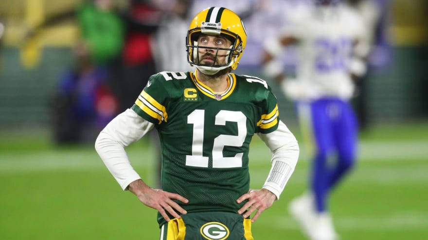Rodgers reportedly declined lucrative extension from Packers