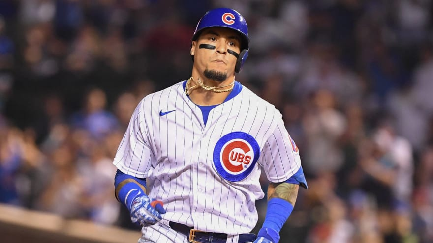 Javy Baez traded to Mets as part of Cubs fire sale