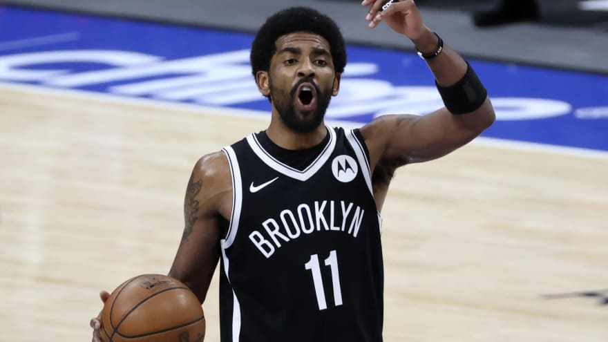 Kyrie Irving would 'retire' if Nets tried to trade him?