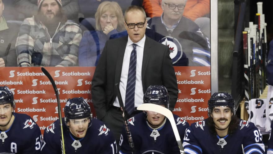 Winnipeg Jets reportedly looking for depth forward