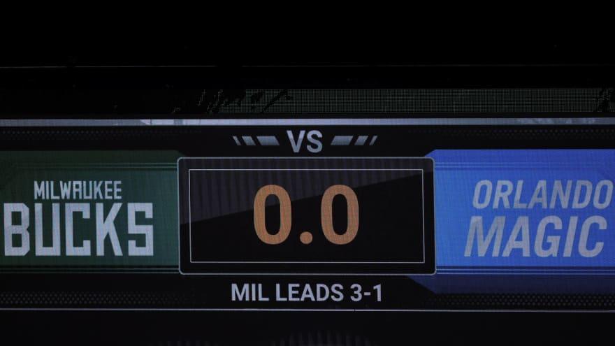 NBA world reacts to Bucks boycotting Game 5 vs. Magic