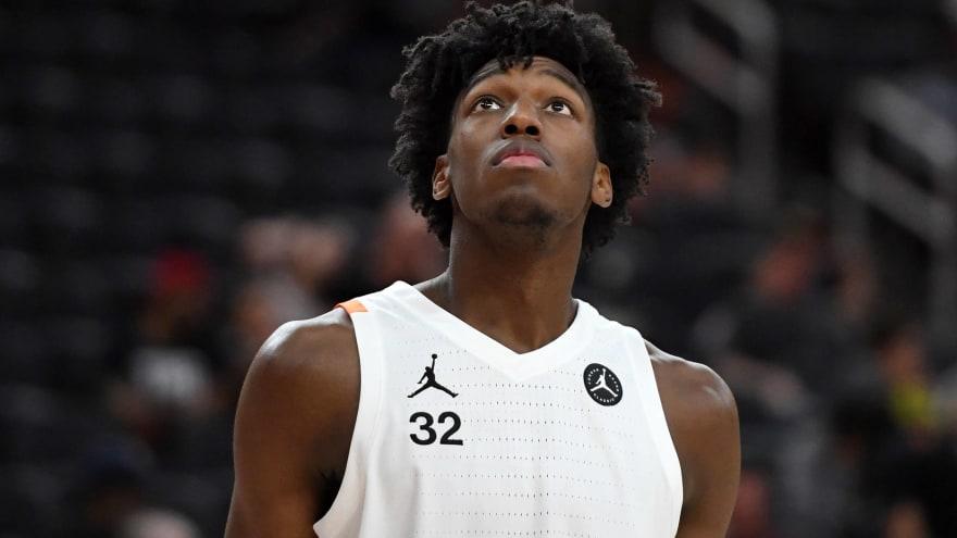 Way-too-early 2020 NBA mock draft