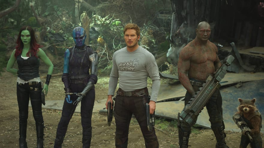 James Gunn has been holding onto 'Guardians of the Galaxy Vol. 3' script for 3 years