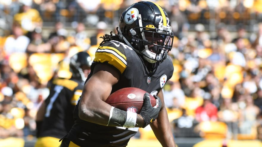 Najee Harris has awesome take on criticism Steelers have faced