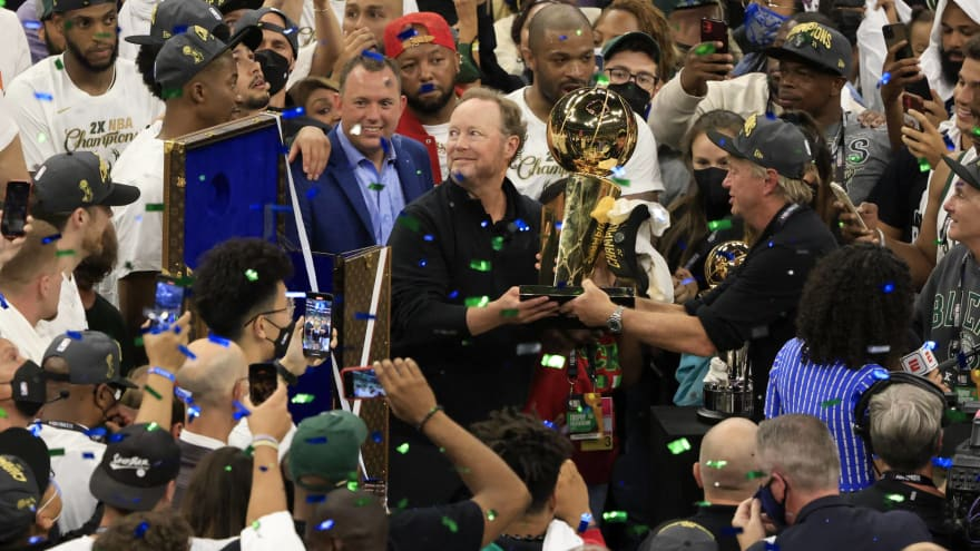 The 'Winning coach from every NBA Finals' quiz