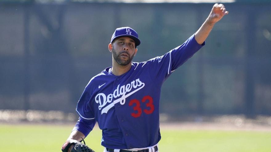 David Price reflects on opting out of 2020 season