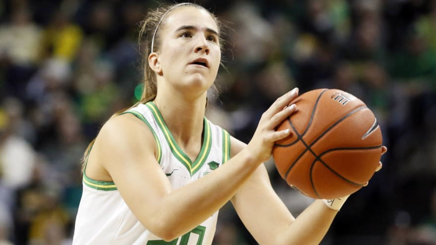 WNBA star Sabrina Ionescu leaves game with ankle injury