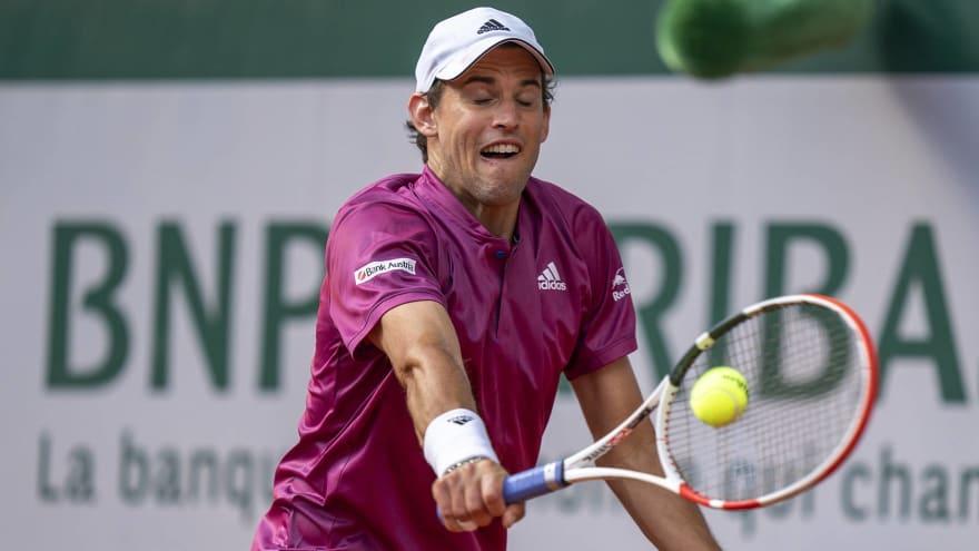 Thiem withdraws from Wimbledon due to wrist injury