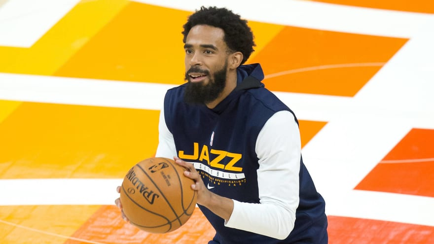 Mike Conley hopes to re-sign with Jazz