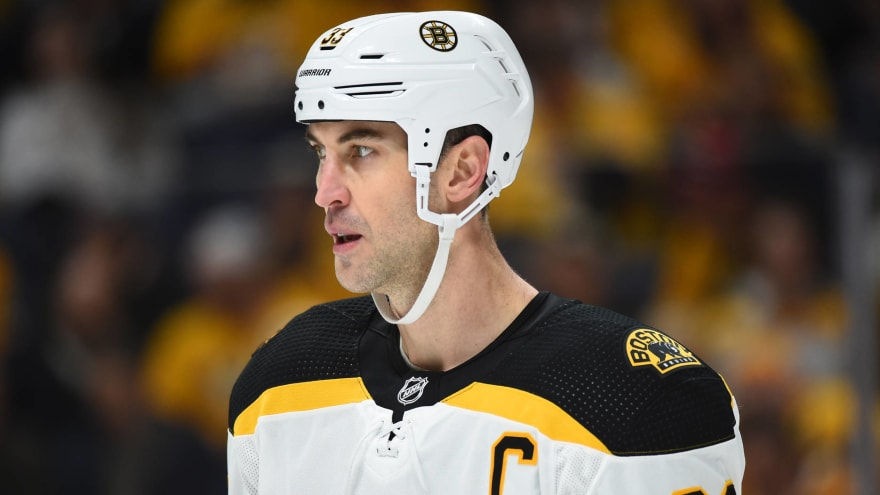 Zdeno Chara: One trade the Islanders would like to have back