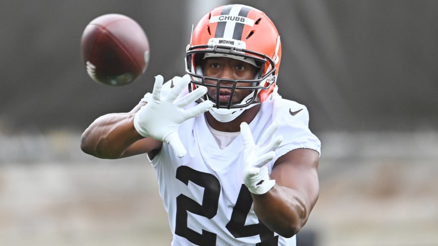 Nick Chubb, Browns agree to three-year, $36M extension