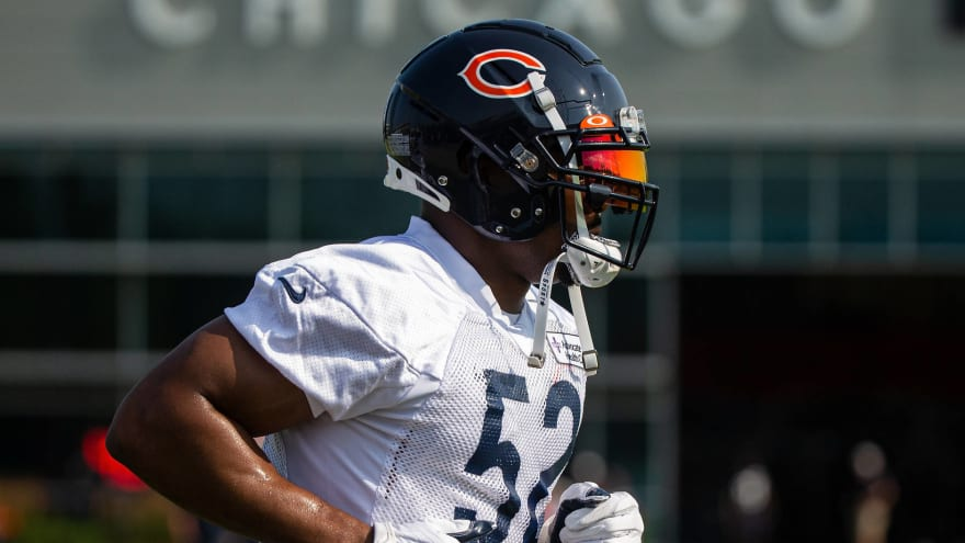 Raiders contacted Bears about trade for Khalil Mack?
