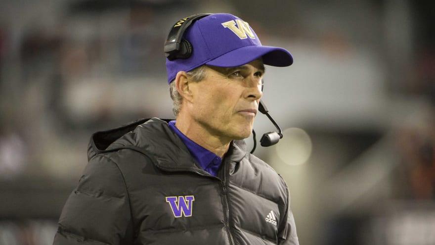 Former Washington HC Chris Petersen not interested in USC job