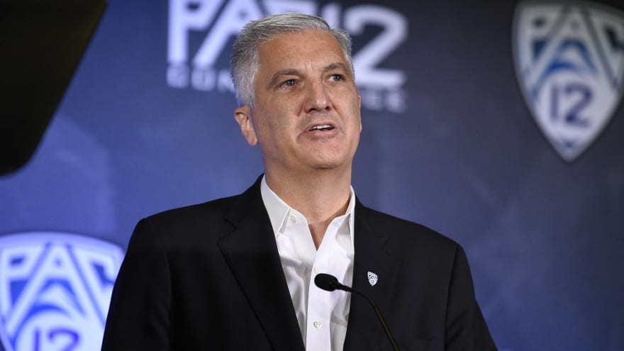 Big 12, Pac-12 meeting to discuss potential partnership